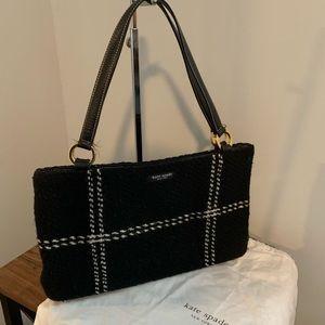 Kate spade plaid purse